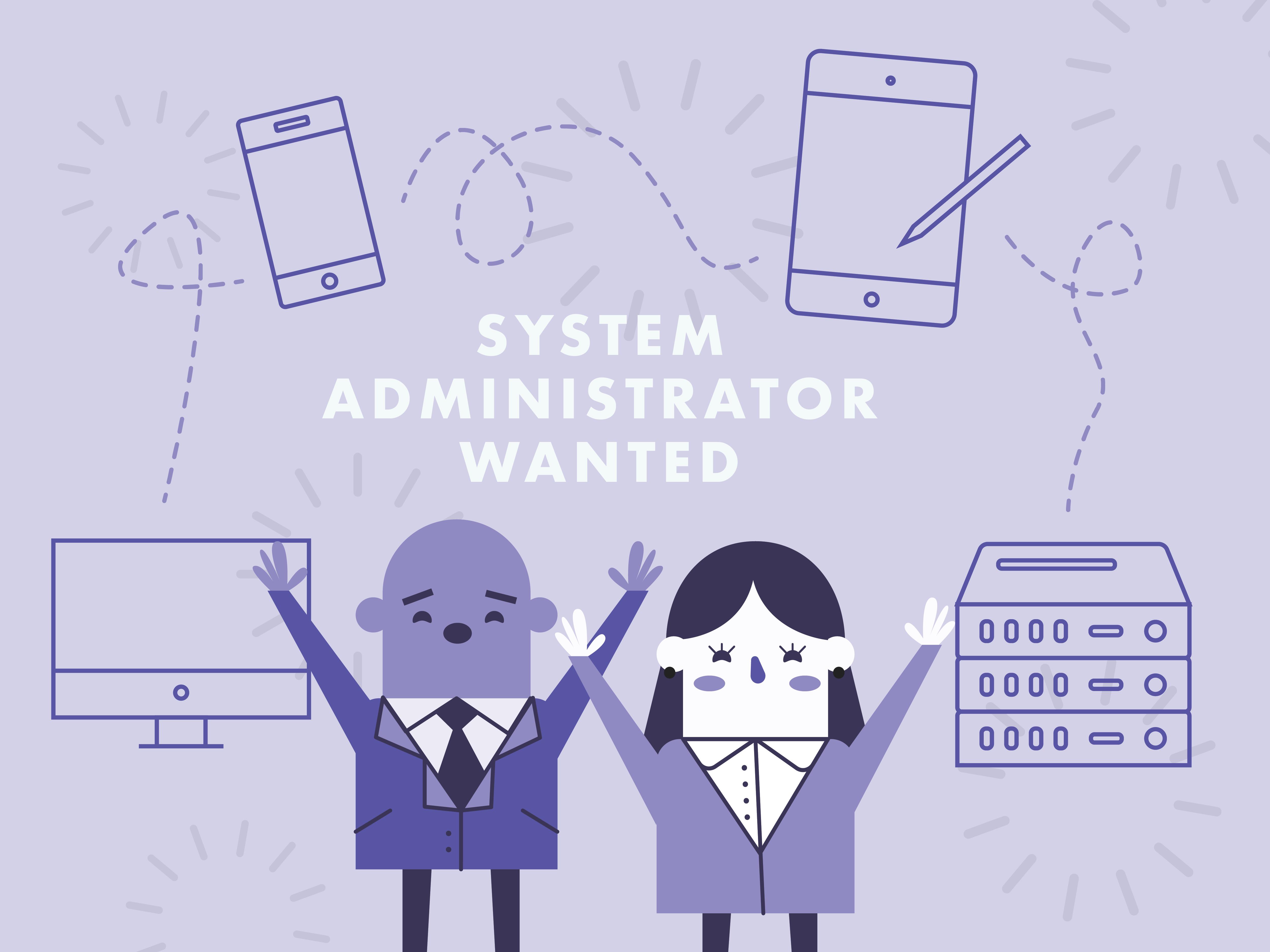 IntelliSyn Is Hiring — System Administrator