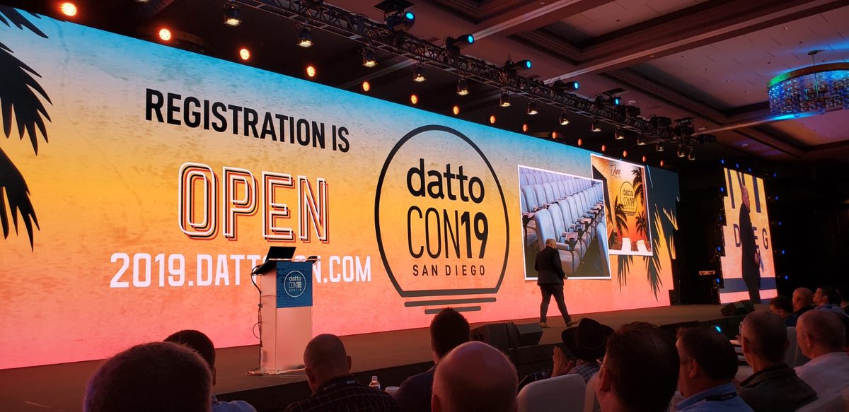 DattoCon19: We Attended!