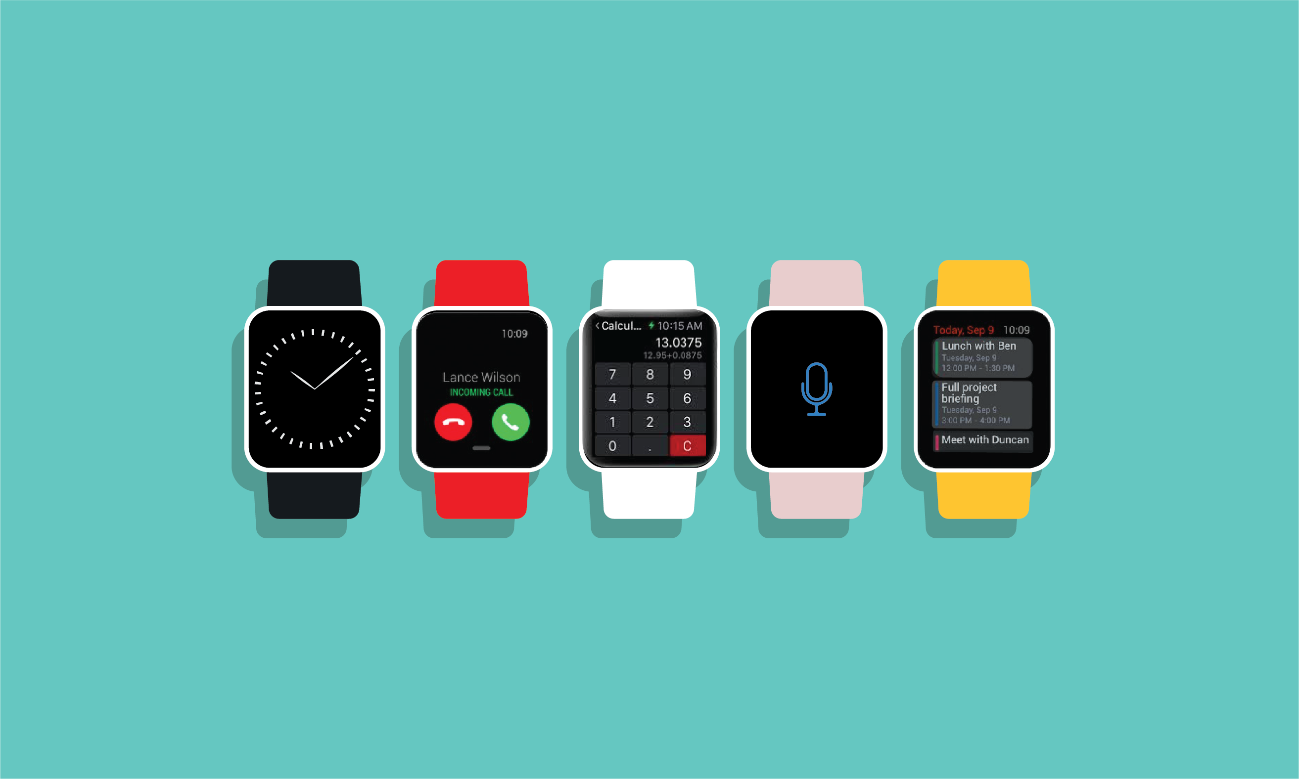 Ideal Apple Watch Apps for Work